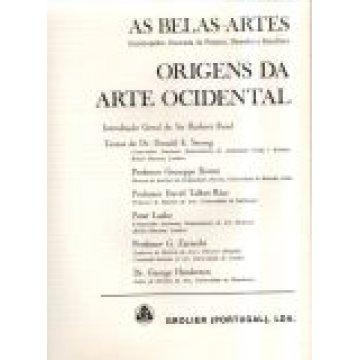 BELAS-ARTES (AS) - ENCICLOPÉDIA ILUSTRADA DE PINTURA, DESENHO E ESCULTURA