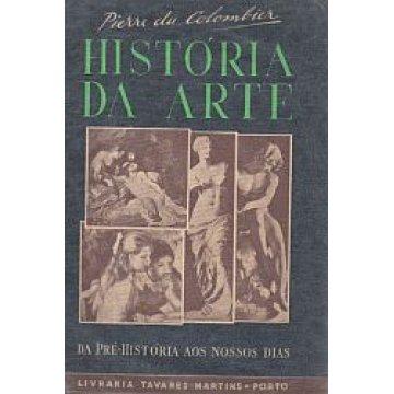 COLOMBIER (PIERRE DU) - HISTÓRIA DA ARTE.