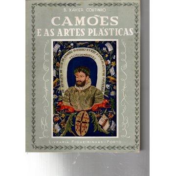 COUTINHO (B. XAVIER) - CAMÕES E AS ARTES PLÁSTICAS.