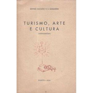 GUIMARÃES (BERTINO DACIANO R. S. ) - TURISMO, ARTE E CULTURA.