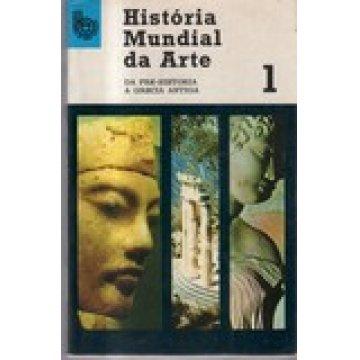 HISTÓRIA MUNDIAL DA ARTE - ENCICLÓPEDIA DE BOLSO BERTRAND.