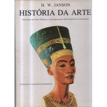 JANSON (H. W.) - HISTÓRIA DE ARTE.